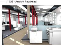 Sanierung Zigarrenfabrik – hier entstehen Büros im Loft-Fabrikstyle