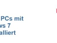 Fujitsu PCs mit Windows 7 vorinstalliert – Himmelsbach Computer hat hier noch immer eine Lösung