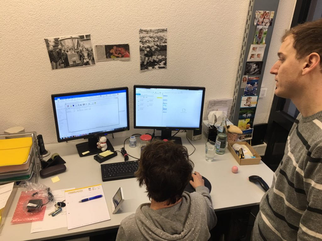 Docuware Dokumentenmangement Erste Versuche unter Anleitung - IPC Computer archiviert ab heute