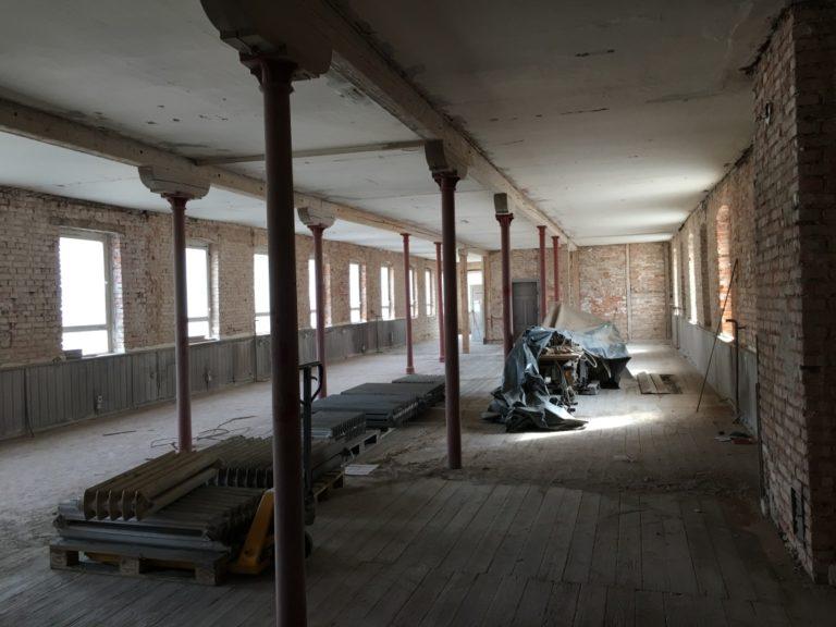 Sanierung Denkmalgeschützte Zigarrenfabrik in Seelbach – Bilder und Impressionen