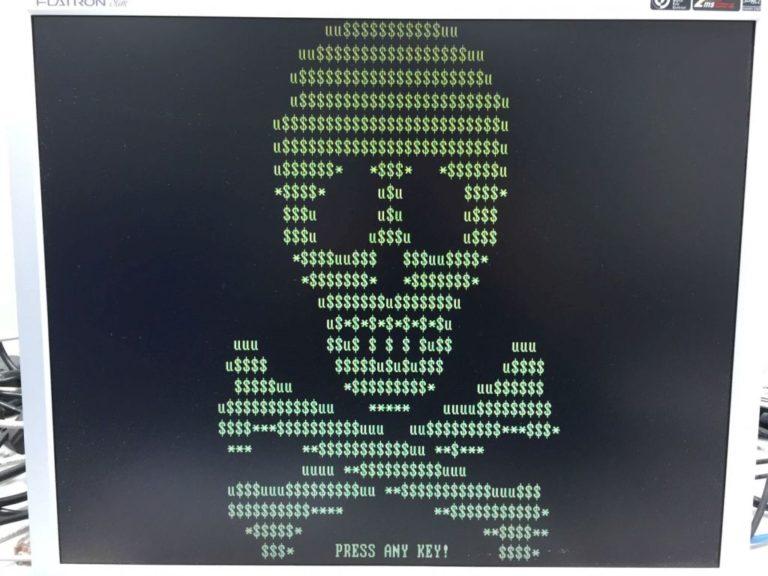 """""""Goldeneye"""" will Lösegeld erpressen – Bei Himmelsbach Computer werden die ersten Infizierungen aus dem Ortenaukreis gemeldet – Noteinsatz in einem Netzwerk mit über 50 PCs läuft gerade in Lahr/Schwarzwald"""