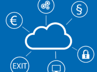 Die 5 größten Risiken beim Auslagern der IT-Server Struktur in die Cloud aus Kundensicht