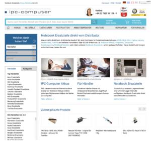 Online Shop Programmierung
