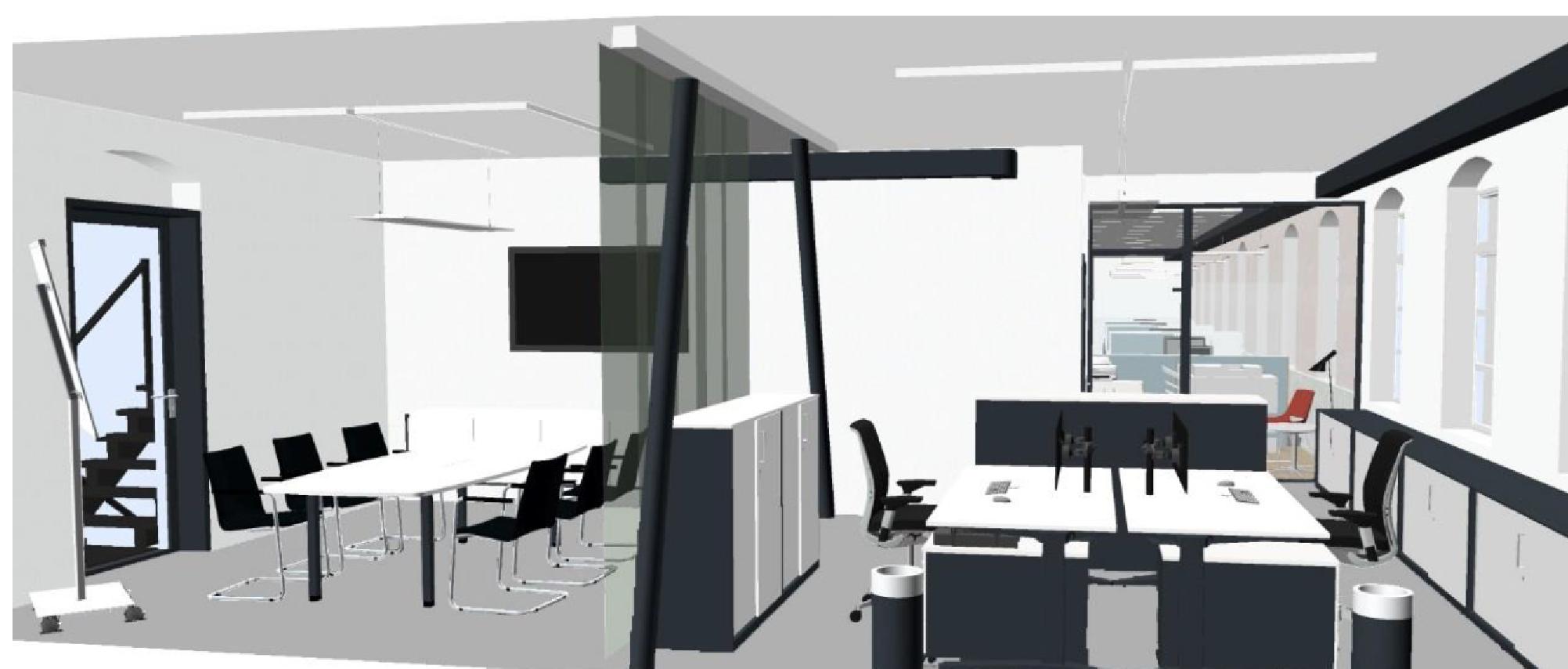 Sanierung zigarrenfabrik hier entstehen in 2018 b ros im for Innenraumplanung software