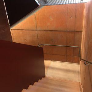 Tonofenfabrik Lahr - Treppenraum