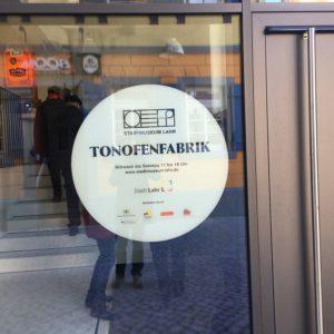 Tonofenfabrik Lahr - Stadtmuseum Lahr Eröffnung 24.2.+25.2.2018