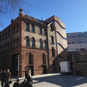 Tonofenfabrik Lahr - Außenansicht Eröffnung 24+25.2.2018