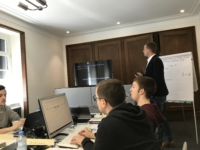 """3 Tage Sicherheitsworkshop im Hause – 10 Software-Entwickler bekamen ein """"Major-Upgrade"""""""