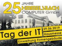 25 Jahre Himmelsbach Computer