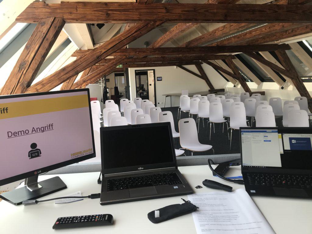 IT Sicherheitsschulung Himmelsbach Computer