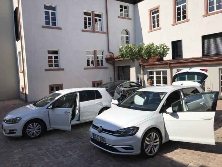 Besuch bei VW in Wolfsburg