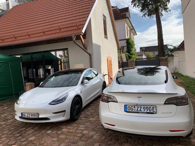 Nachhaltig: Wir fahren elektrisch zu Ihnen!